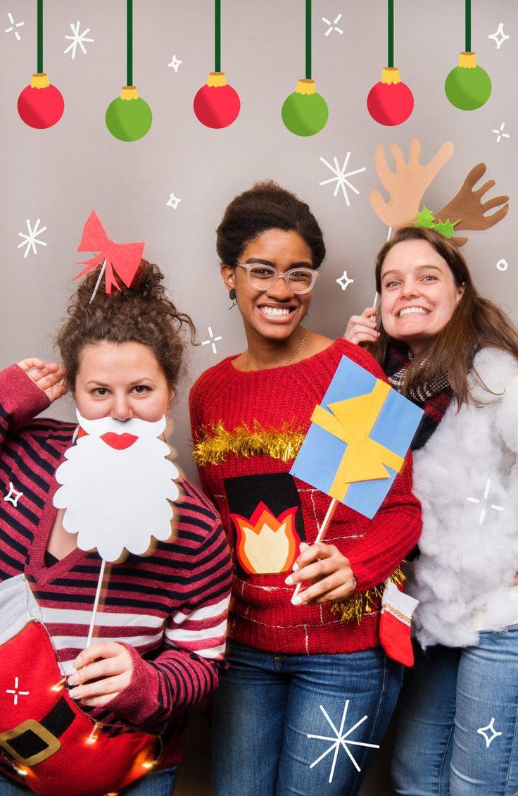 Fun Office Christmas Party Ideas  25 unique fice christmas party ideas on Pinterest