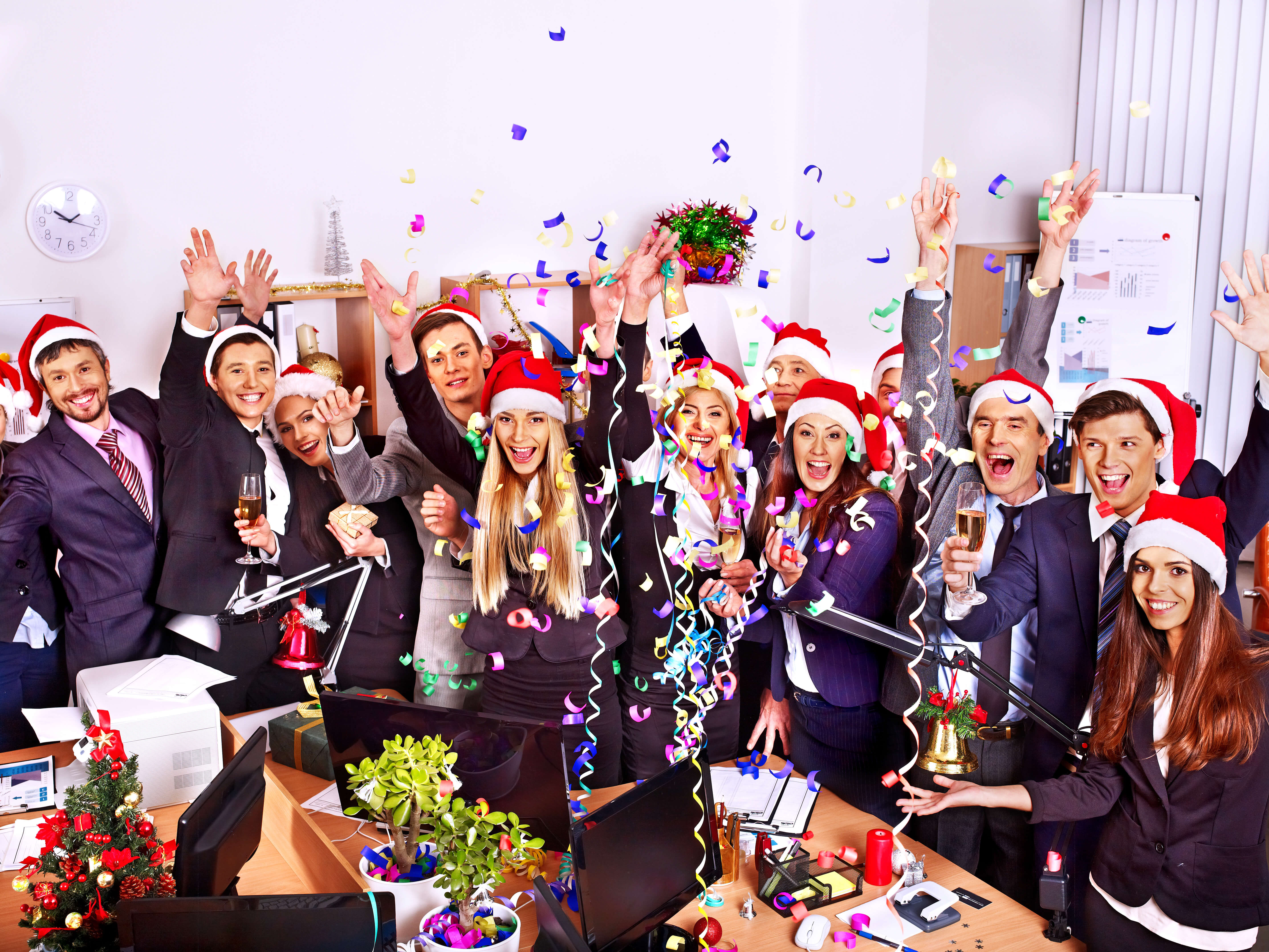Fun Office Christmas Party Ideas  The fice Holiday Party What to Know Before You Go ICTS
