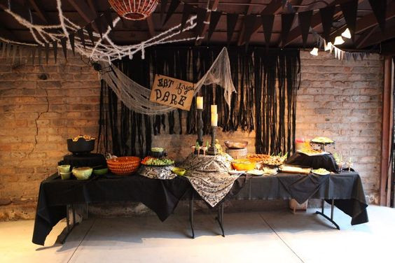 Garage Halloween Decorations  garage halloween party Google Search