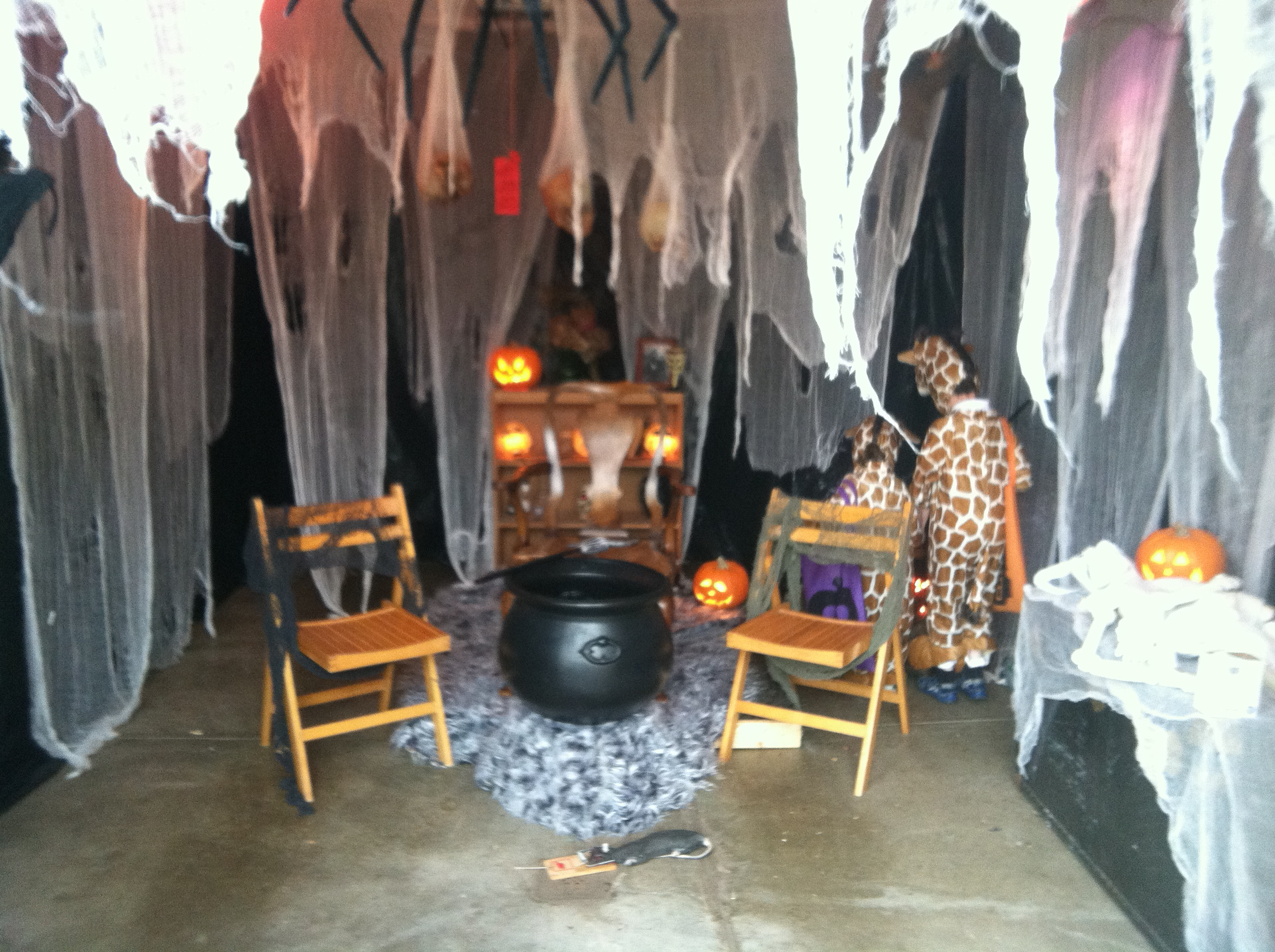 Garage Halloween Decorations  Halloween Home & Garage Decorations