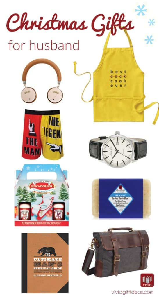 Gift Ideas For Husband For Christmas  7 Unique Gifts for Husband This Christmas Vivid s Gift Ideas