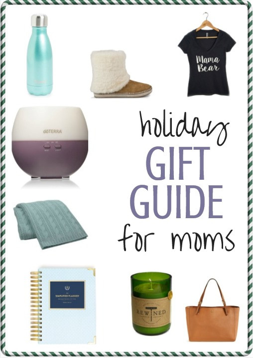 Gift Ideas For Mom For Christmas  PBF Gift Guide 2015 For Moms Peanut Butter Fingers