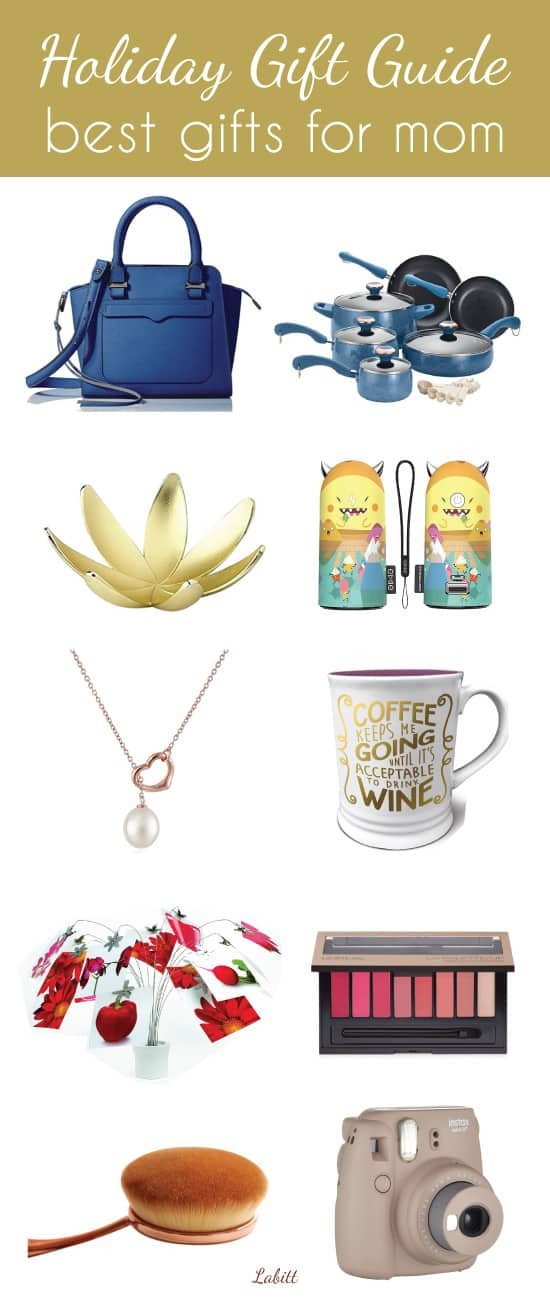 Gift Ideas For Mom For Christmas  Top 10 Holiday Gift Ideas for Mom Metropolitan Girls