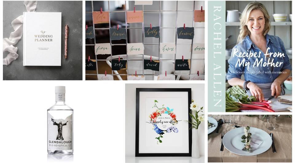 Gift Ideas For Newly Engaged Couple  10 gorgeous t ideas for the newly engaged couple