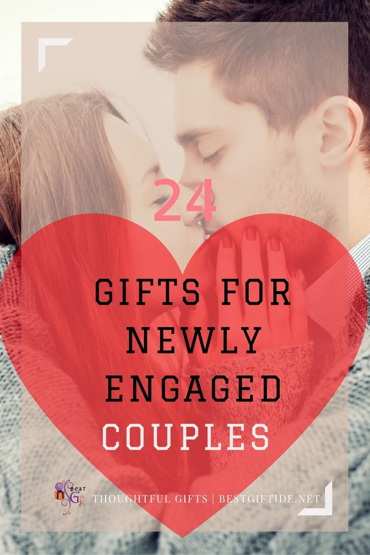 Gift Ideas For Newly Engaged Couple  Best 25 Engagement ts for couples ideas on Pinterest