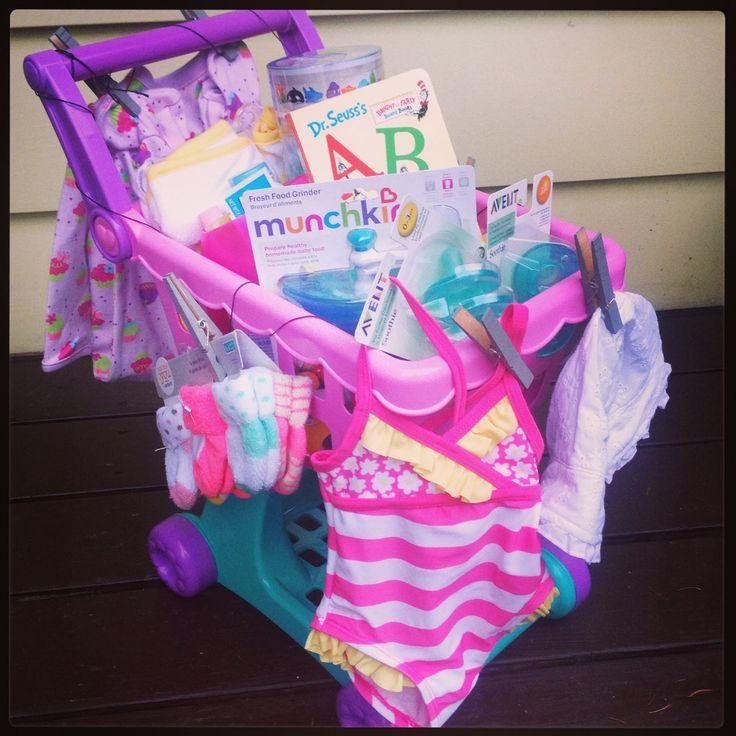 Girl Baby Shower Gift Ideas  Best 25 Unique baby shower ts ideas on Pinterest