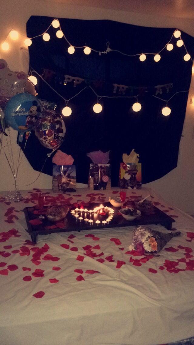 Girlfriend Bday Gift Ideas  25 Best Ideas about Girlfriend Surprises on Pinterest