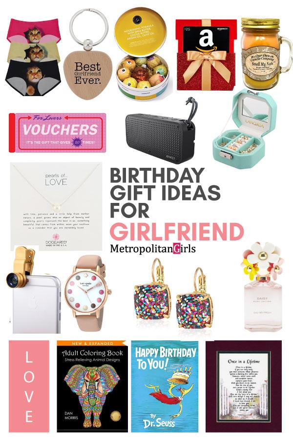 Girlfriend Bday Gift Ideas  Best 21st Birthday Gifts for Girlfriend