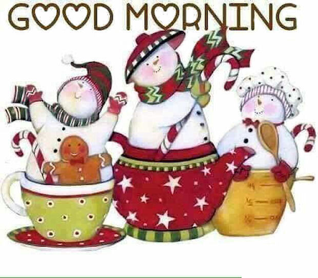 Good Morning Christmas Quotes  Cute Christmas Good Morning Quote s and