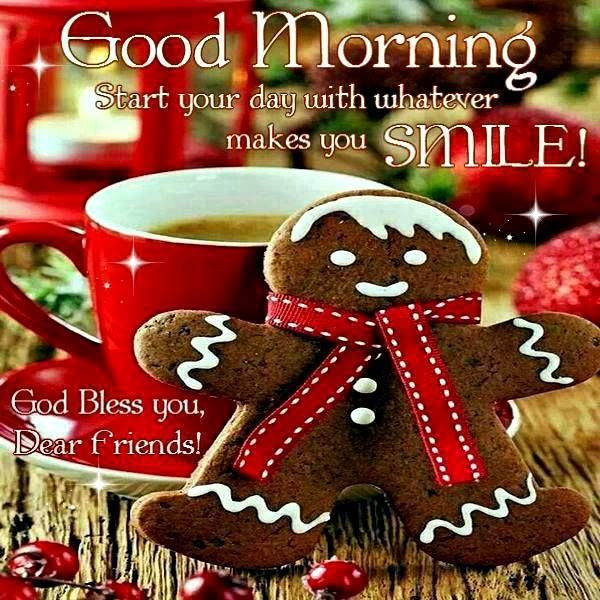 Good Morning Christmas Quotes  Good Morning s and for