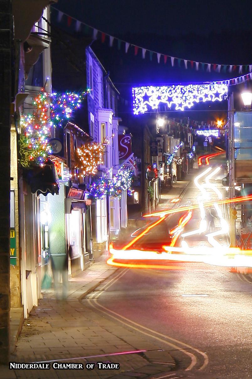 Great Bridge Christmas Parade  Media Enquiries & Free Stock s Nidderdale