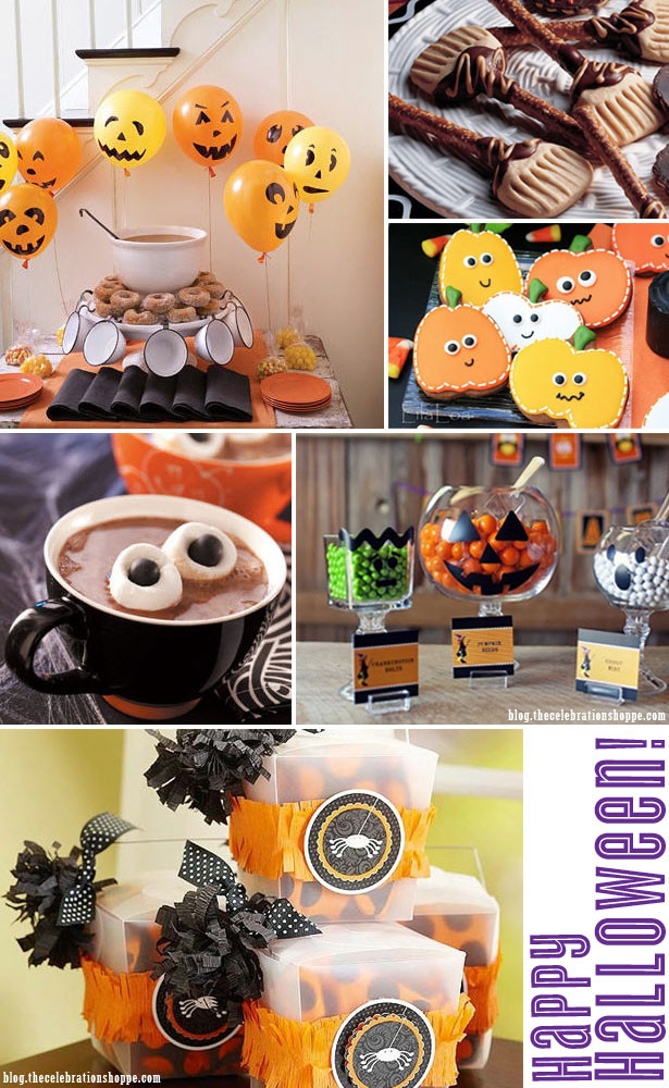 Great Halloween Party Ideas  10 Ghostly Good Halloween Party Ideas 2 • The Celebration