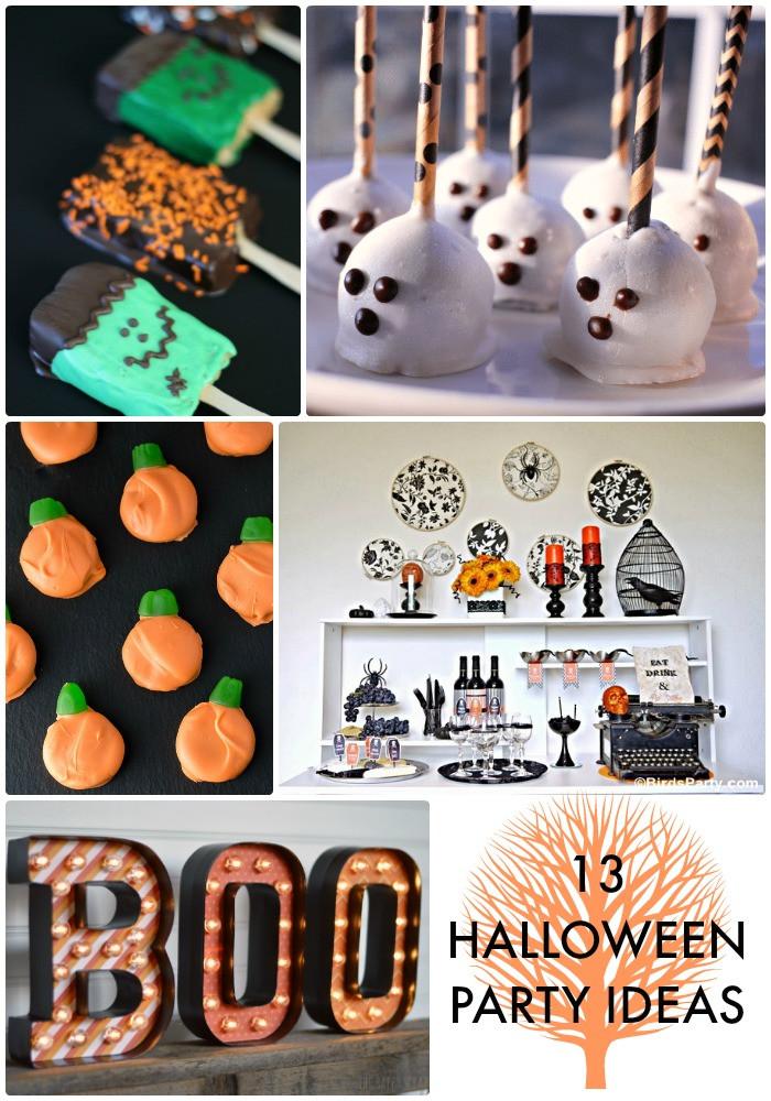 Great Halloween Party Ideas  Great Ideas 13 Halloween Party Ideas