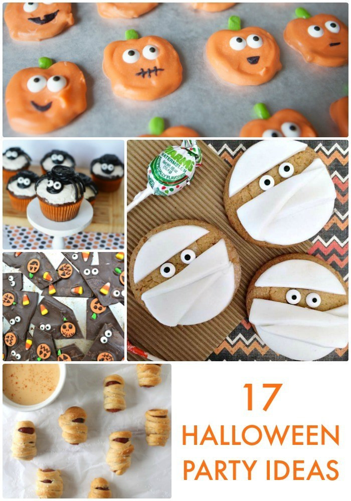 Great Halloween Party Ideas  Great Ideas — 17 Halloween Party Recipes