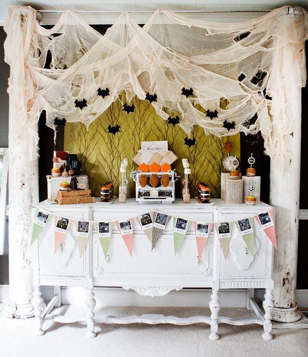 Great Halloween Party Ideas  20 Great Halloween Table Decoration Ideas Style Motivation