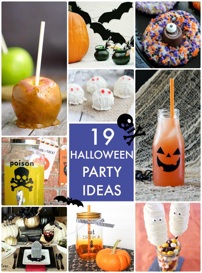 Great Halloween Party Ideas  Great Ideas 19 Halloween Party Ideas