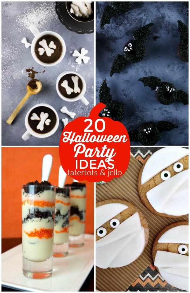Great Halloween Party Ideas  Great Ideas 20 Ghoulish Halloween Party Ideas