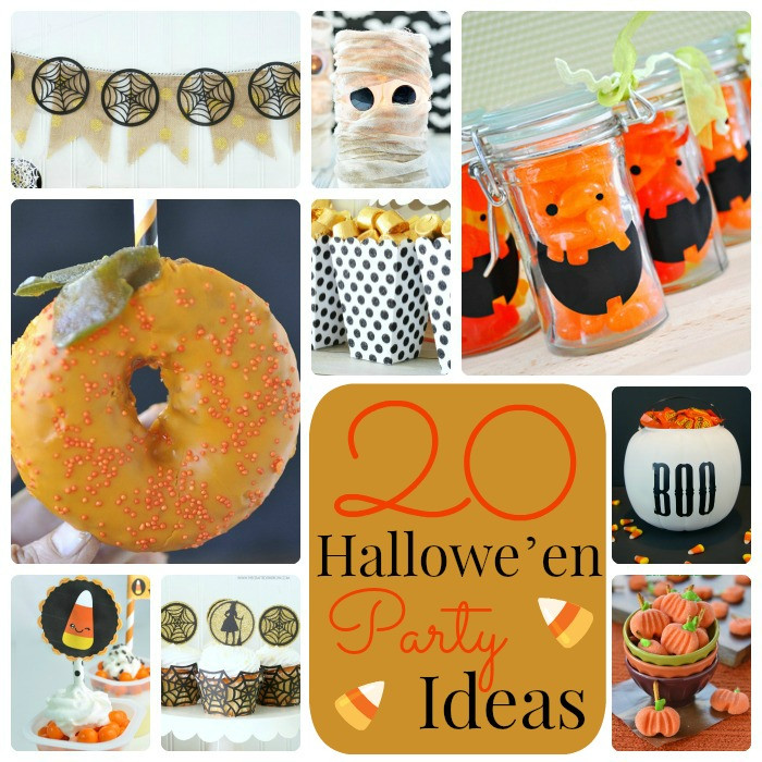 Great Halloween Party Ideas  Great Ideas 20 Halloween Party Ideas