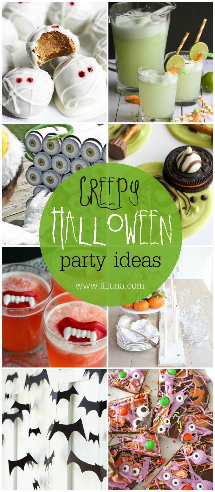 Great Halloween Party Ideas  Halloween Party Ideas