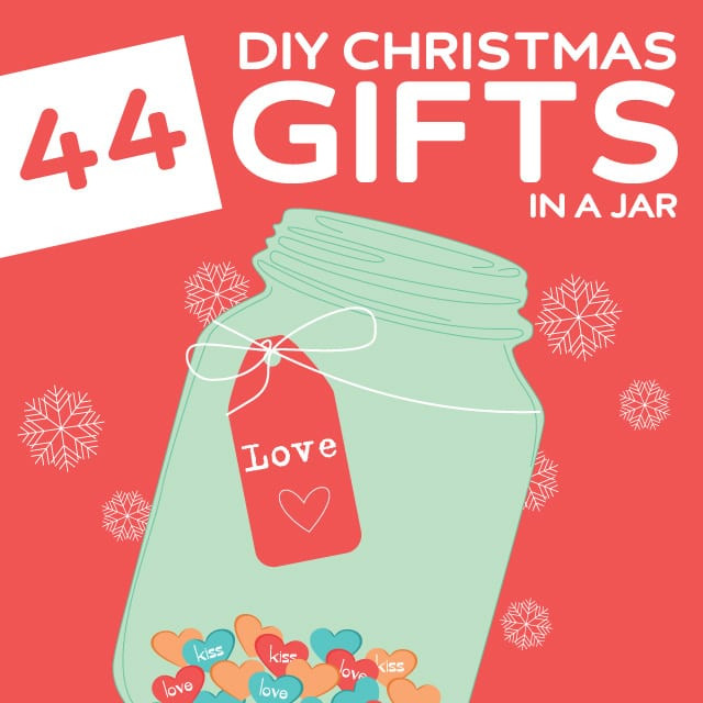 Great Holiday Gift Ideas  44 Creative DIY Christmas Gifts in a Jar