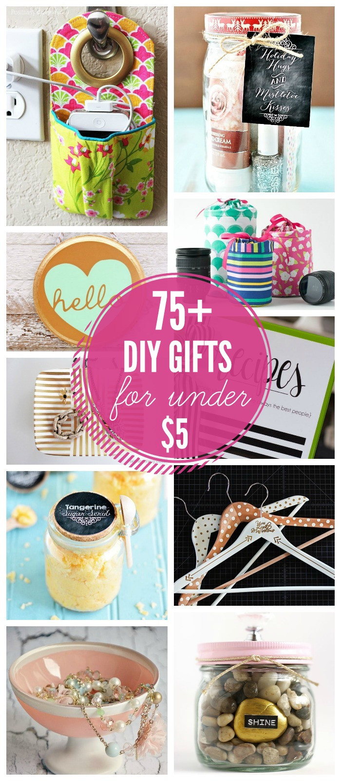 Great Holiday Gift Ideas  75 Gift Ideas under $5