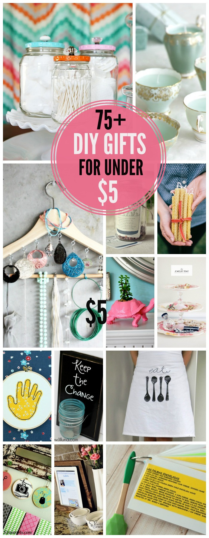 Great Holiday Gift Ideas  Inexpensive Gift Ideas