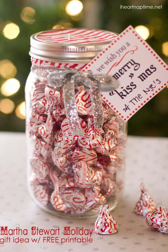 Great Holiday Gift Ideas  Mason Jar Christmas Gift Ideas The Idea Room