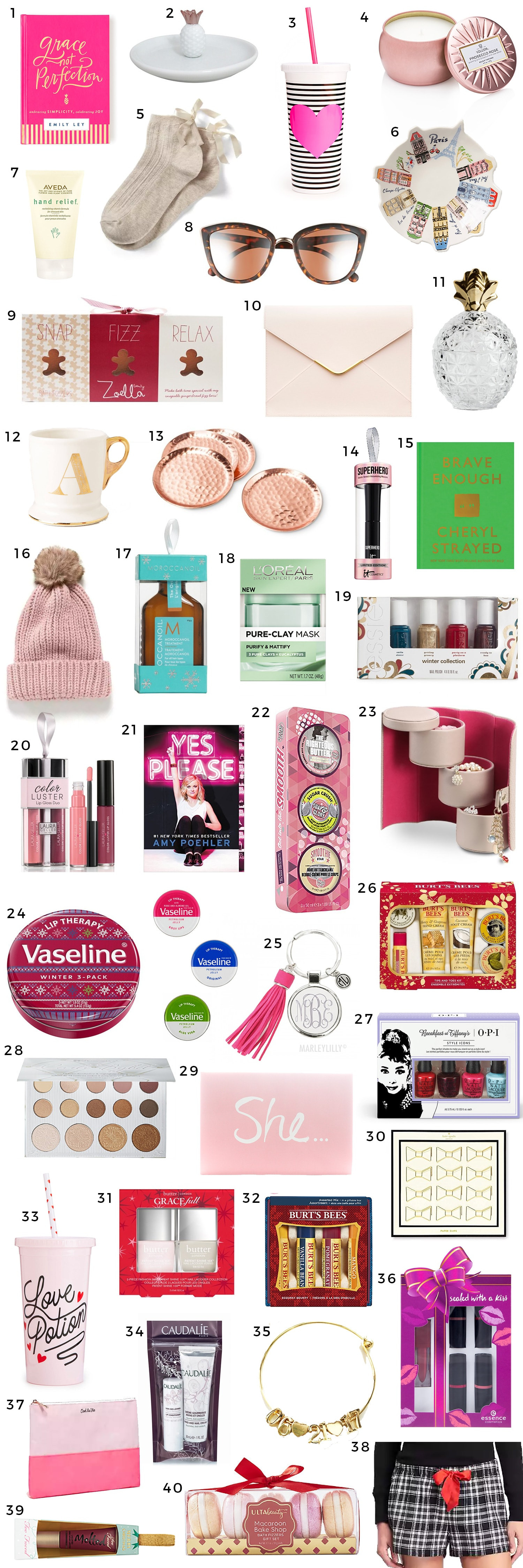 Great Holiday Gift Ideas  The Best Christmas Gift Ideas for Women Under $15