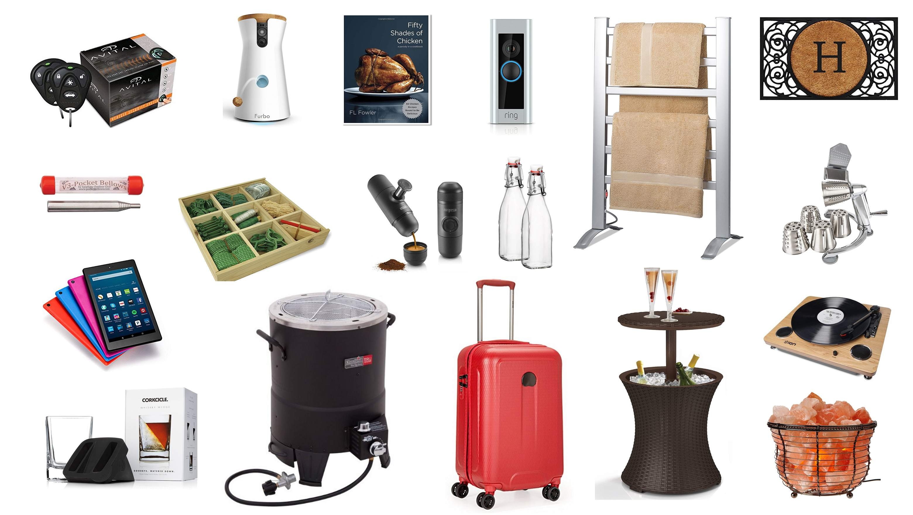 Great Holiday Gift Ideas  Top 50 Best Gifts for Your Parents
