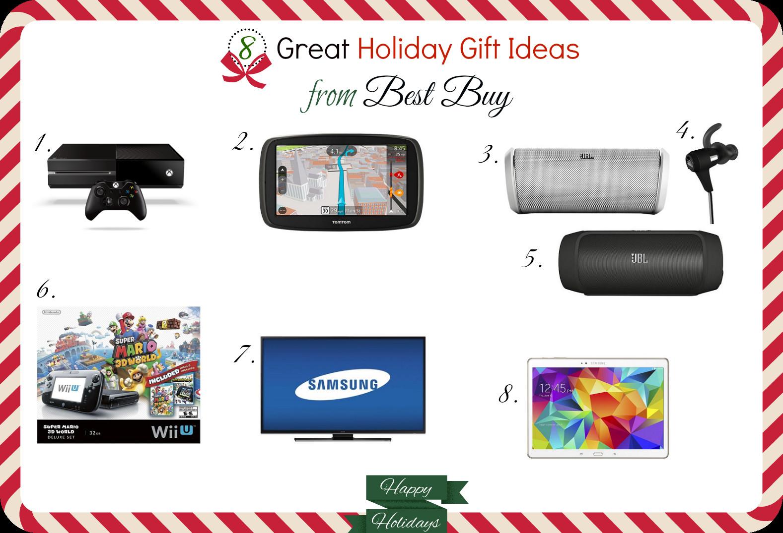 Great Holiday Gift Ideas  8 Great Holiday Gift Ideas From Best Buy