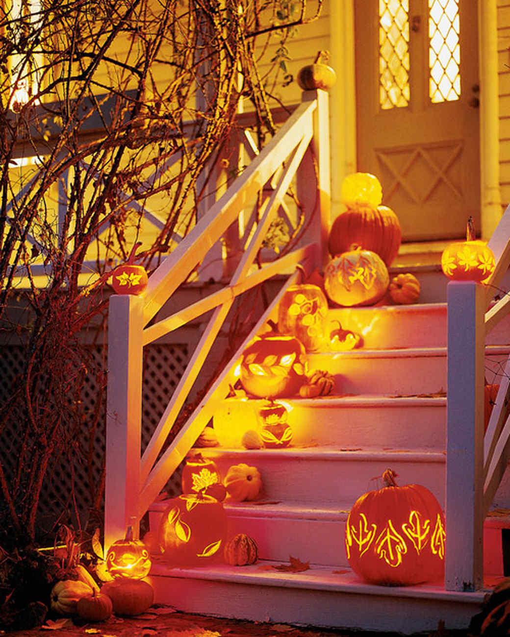 Halloween Decor Outdoor  Outdoor Halloween Decorations