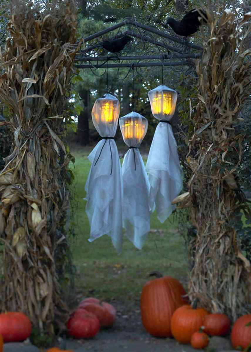 Halloween Decor Outdoor  48 CREEPY OUTDOOR HALLOWEEN DECORATION IDEAS