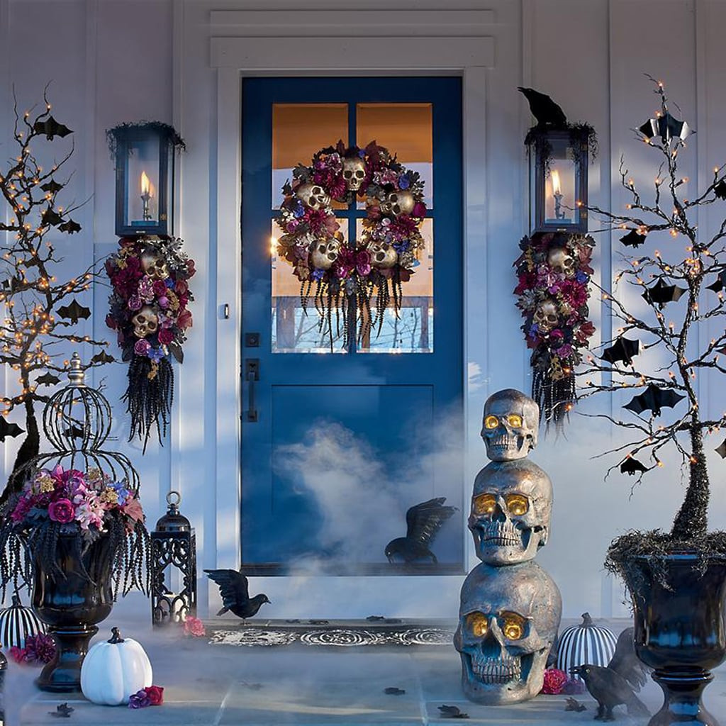 Halloween Decor Outdoor  Stylish Spaces on Flipboard by POPSUGAR