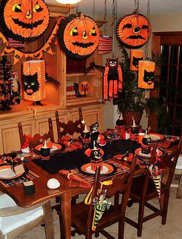 Halloween Decorating Party Ideas  Halloween Party Decorations Ideas