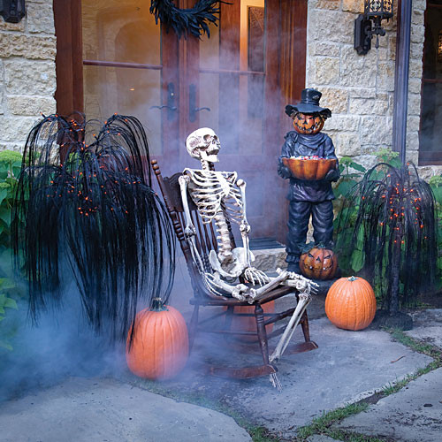 Halloween Decorating Party Ideas  Ghost Decorations Halloween Party Ideas Halloween