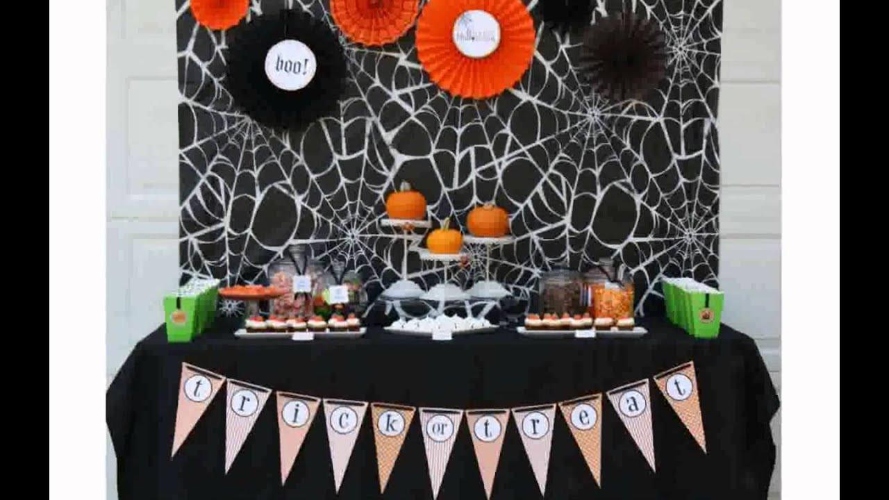 Halloween Decorating Party Ideas  fice Halloween Decorating Ideas