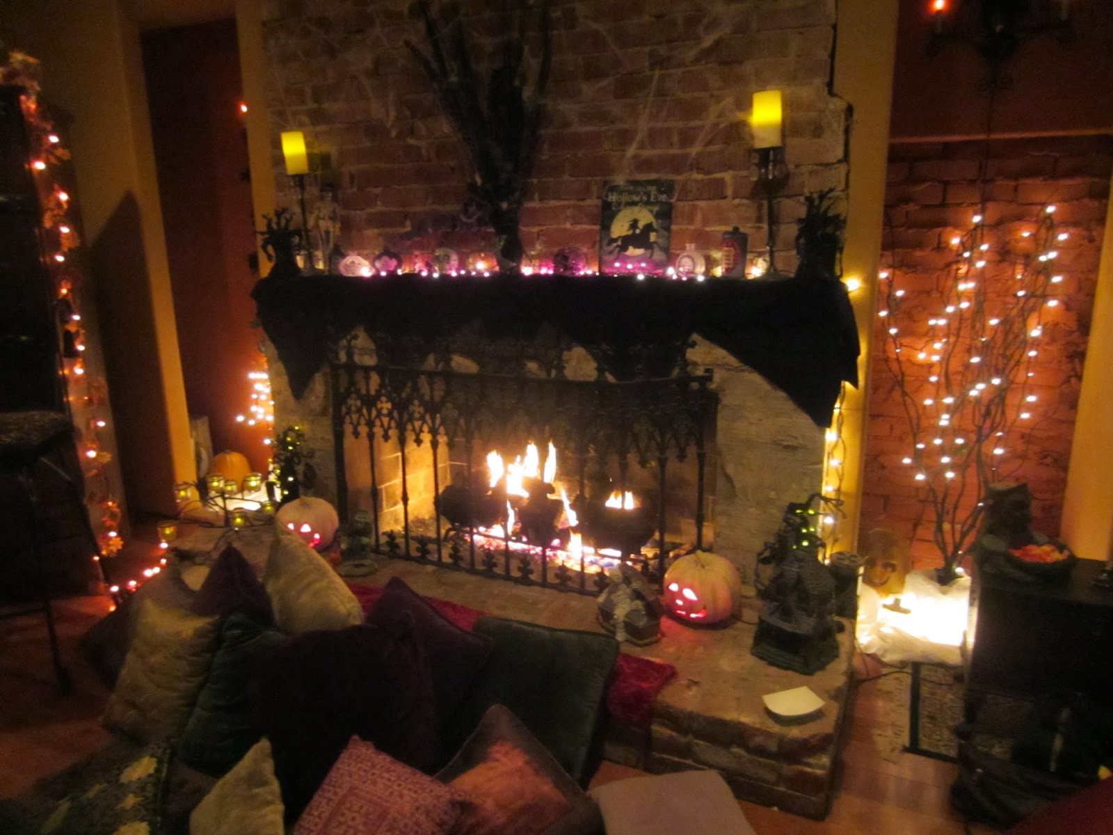 Halloween Decorating Party Ideas  Hd Wallpapers Blog Halloween Party Decorating Ideas