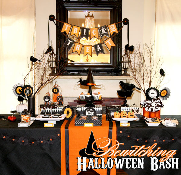 Halloween Decorating Party Ideas  31 Halloween Party Ideas