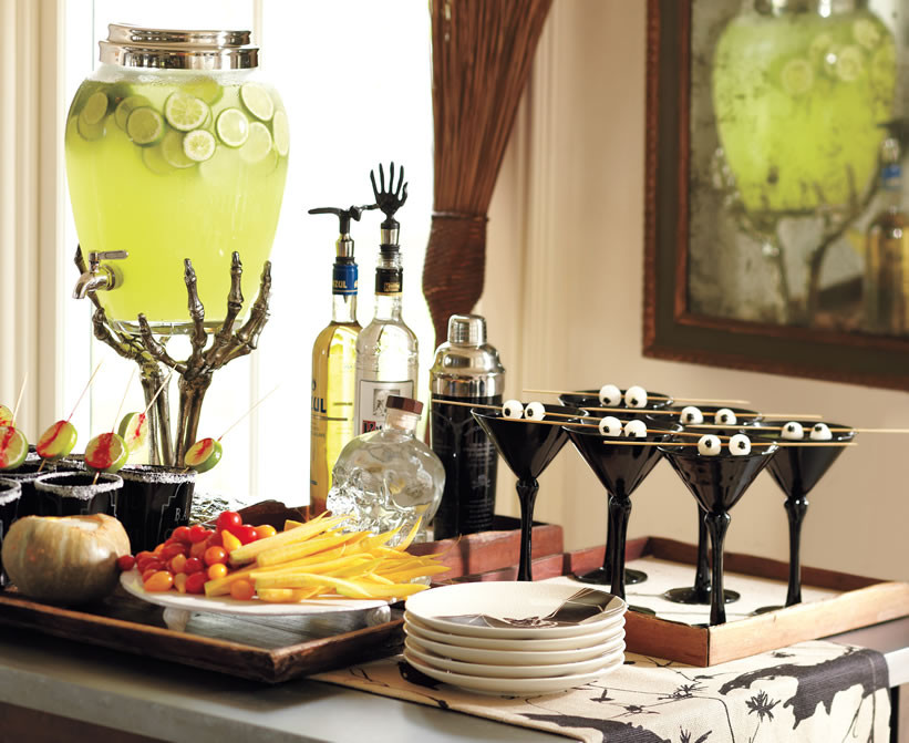Halloween Decorating Party Ideas  Halloween Party Ideas Godfather Style