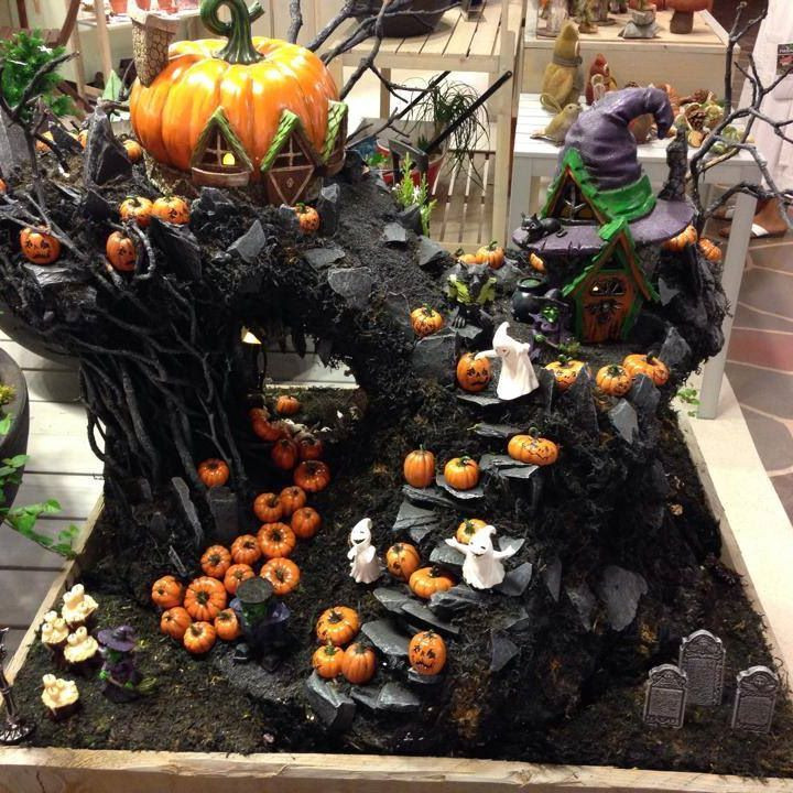 Halloween Fairy Garden Accessories  226 best images about Fairy Gardens on Pinterest