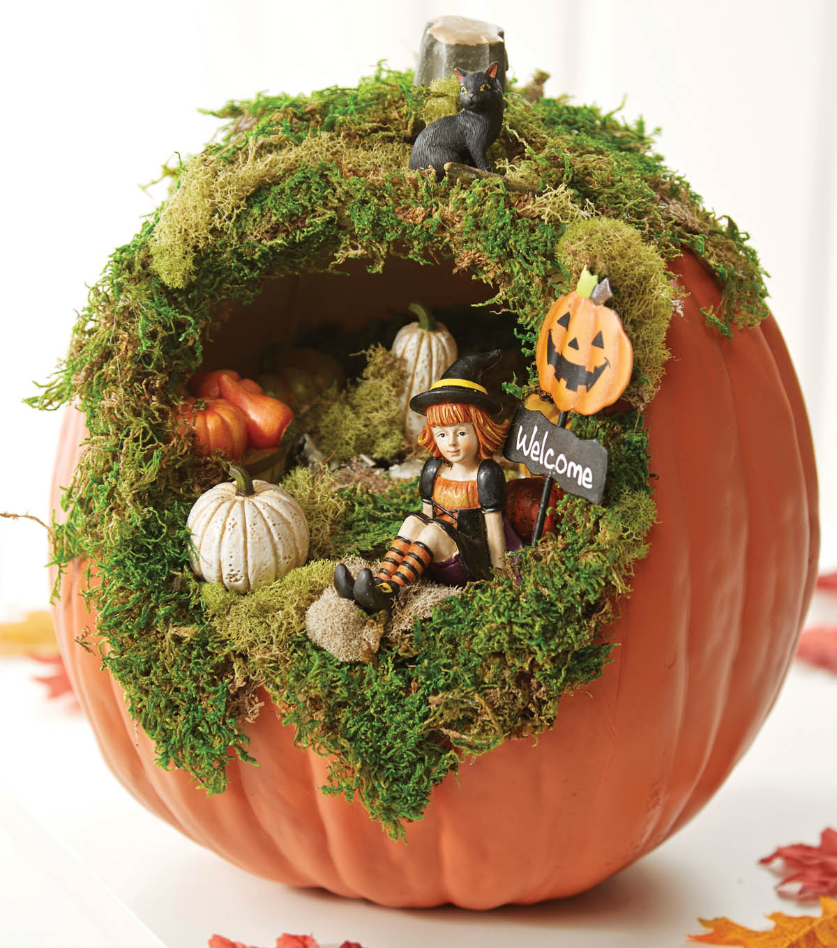 Halloween Fairy Garden Accessories  Halloween Fairy Garden Halloween Decorations