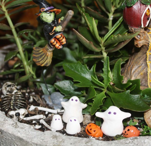 Halloween Fairy Garden Accessories  The Fairy Garden