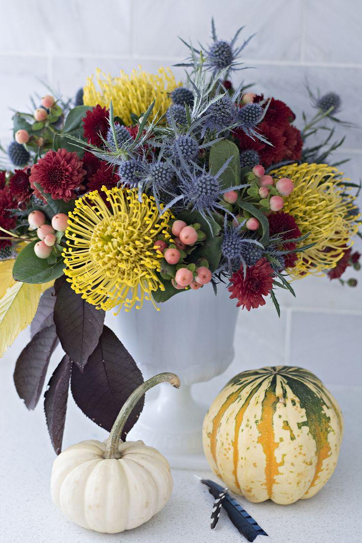 Halloween Flower Arrangements  1000 ideas about Halloween Flower Arrangements on