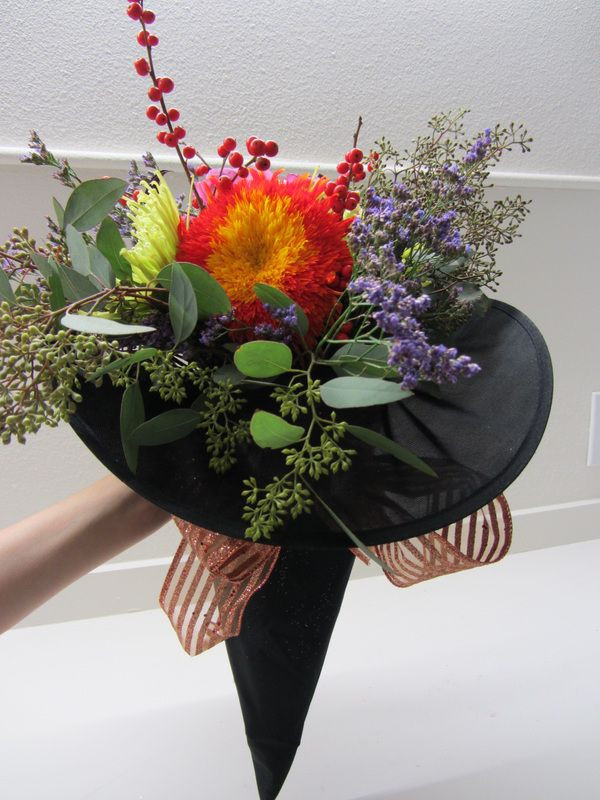 Halloween Flower Arrangements  Best 25 Halloween flower arrangements ideas on Pinterest