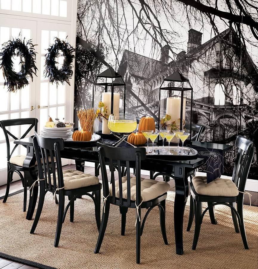 Halloween Home Decor Ideas  34 Halloween Home Decore Ideas InspirationSeek