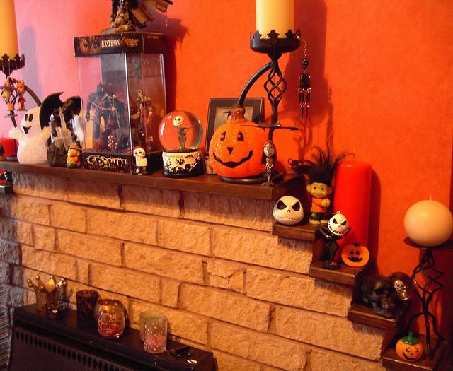 Halloween Home Decor Ideas  21 Amazing Halloween Home Decor Ideas Style Motivation