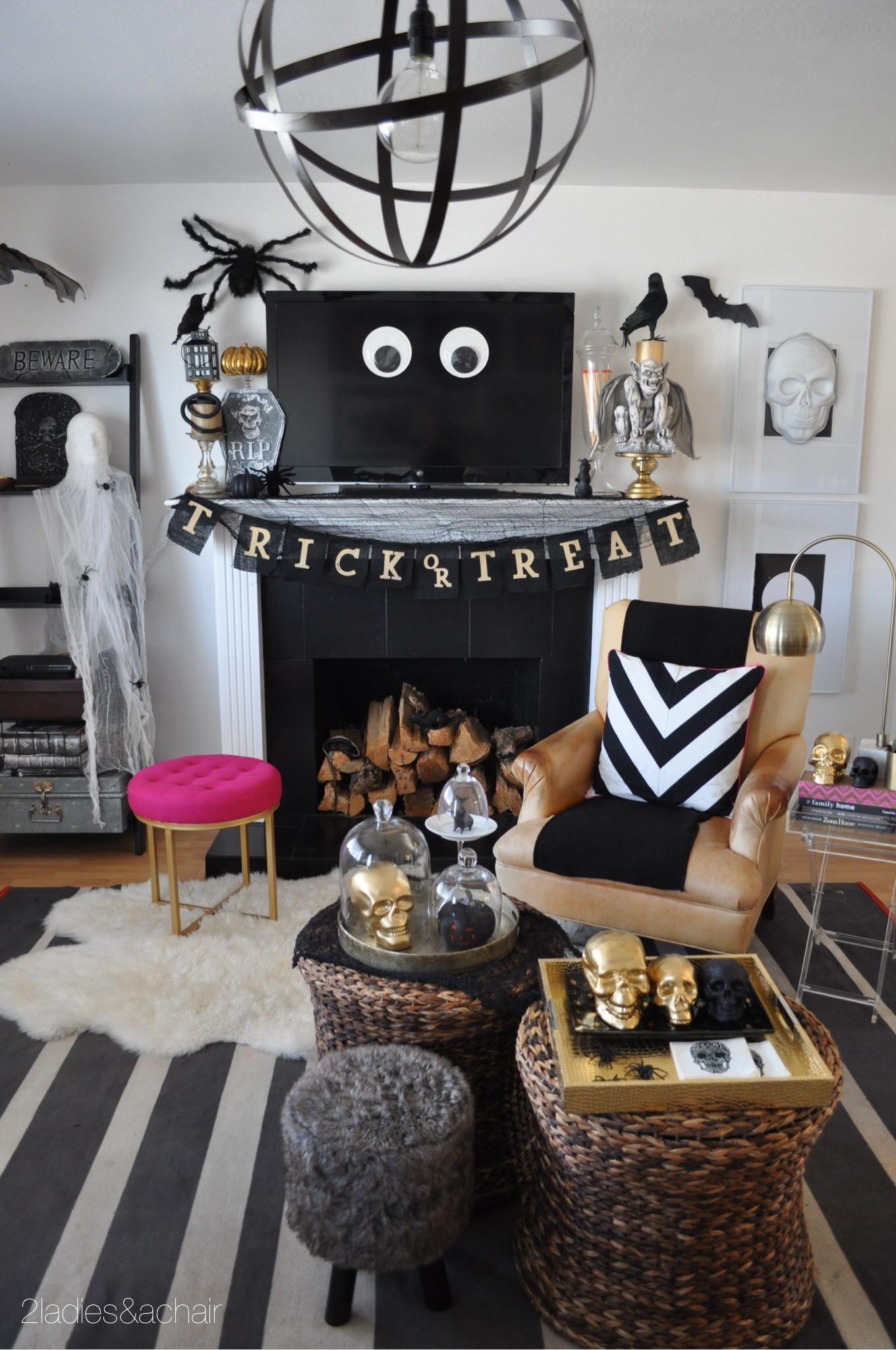 Halloween Home Decor Ideas  50 Halloween Home Decor Ideas Halloween Ideas Fall
