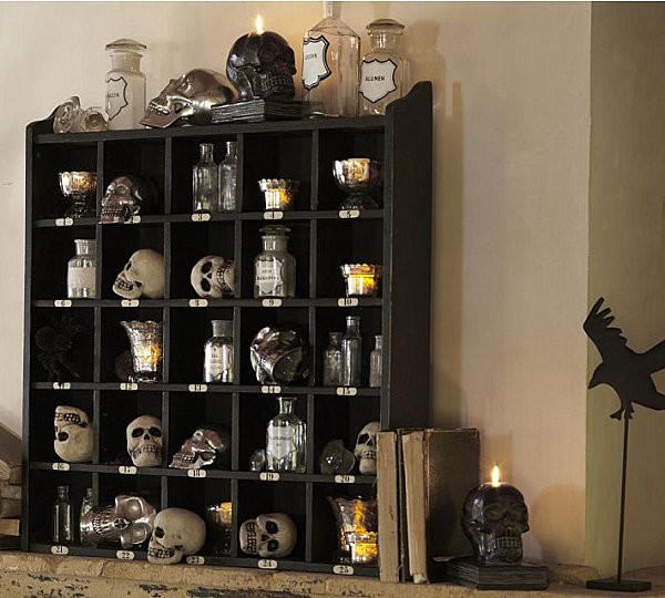 Halloween Home Decor Ideas  40 Spooky Halloween Decorating Ideas for Your Stylish Home