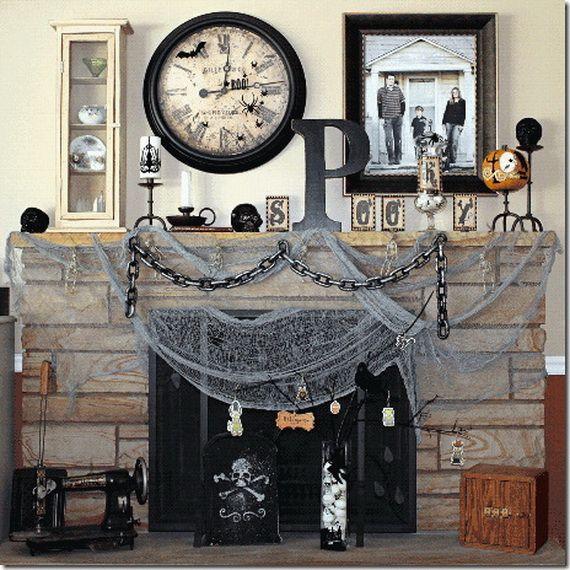 Halloween Home Decor Ideas  44 Unique Steampunk Halloween Decorating Ideas