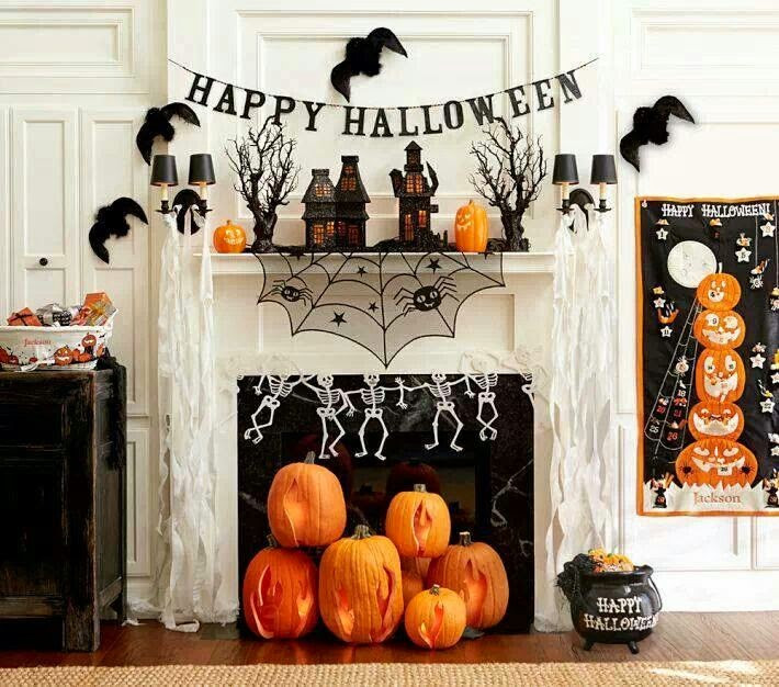 Halloween Home Decor Ideas  Awesome Halloween Home Decor Ideas To Get You Inspired
